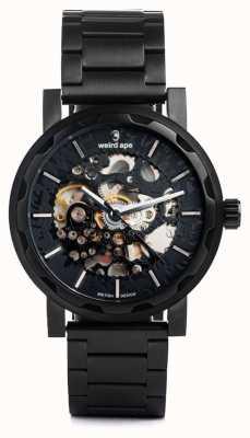 Weird Ape Kolt automatisches schwarzes IP-Armband und Etui WA02-005514
