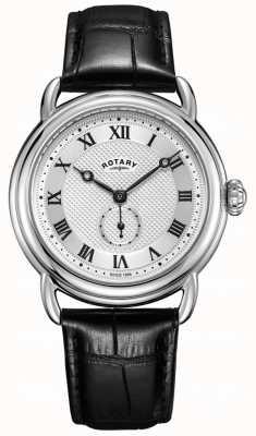 """Rotary Sapphire Edition Herren Canterbury """"Sherlock Uhr"""" GS02424/21"""