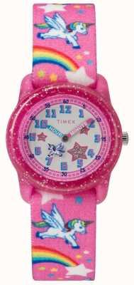 Timex Jugend analoge Einhorn Uhr TW7C255004E