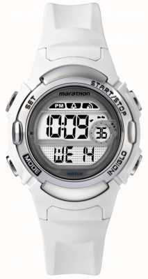 Timex Sacovill Chronograph graues Lederarmband graues Zifferblatt TW5M15100