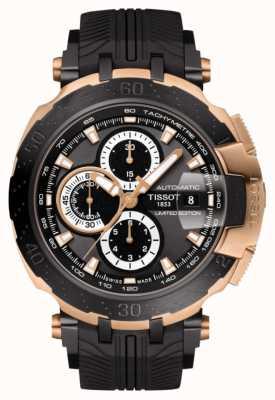 Tissot T-Race Herren Motogp Automatik Limited Edition Schwarz Armband T0924272706101