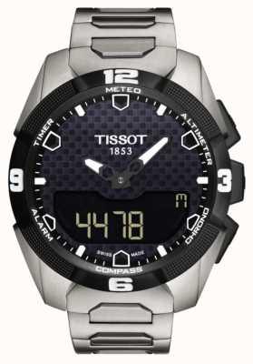Tissot Herren-t-touch expert Solar-Titan-Armband-Twin-Sensor T0914204405100