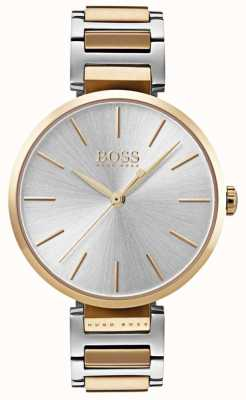 Boss Womens Anspielung Uhr Two Tone Steel 1502417