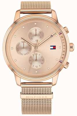 Tommy Hilfiger Damen Blake Chronograph Tag & Datum Diaplay 1781907