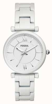 Fossil Damen Carlie Edelstahlband ES4401