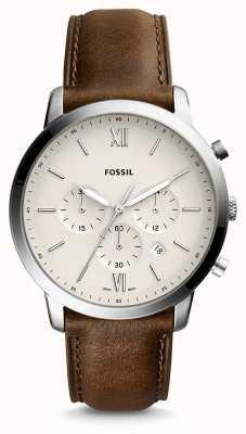 Fossil Neutra Chrono Lederarmband FS5380