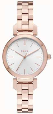 DKNY Ellington-Armband aus Edelstahl für Damen NY2592
