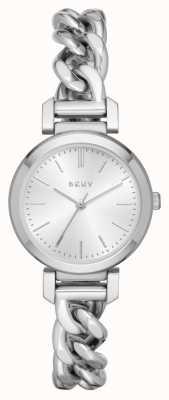 DKNY Ellington-Armband aus Edelstahl für Damen NY2664