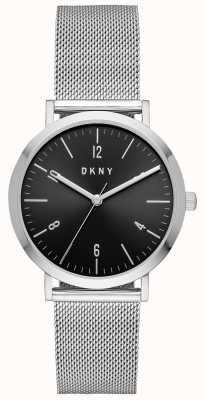 DKNY Damen Minetta Edelstahlband NY2741