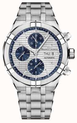 Maurice Lacroix Aikon Chronograph Automatik Manufaktur Uhrwerk AI6038-SS002-131-1