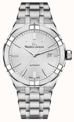 Maurice Lacroix Aikon automatische Edelstahluhr AI6008-SS002-130-1