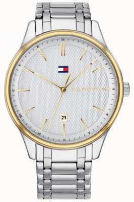 Tommy Hilfiger Damon Uhr aus Edelstahl 1791491