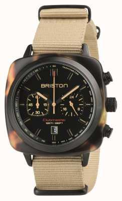 Briston Clubmaster Sport Safari Beige Gurt 18142.PBAM.TSS.5.NK