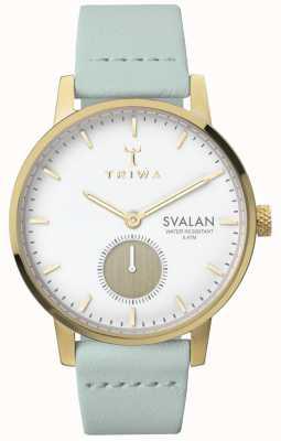 Triwa Damen Elfenbein Svalan Mint Classic Super Slim TR.SVST105-S111313