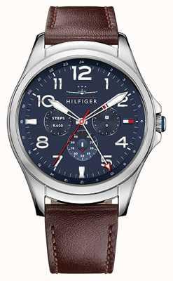 Tommy Hilfiger Unisex Bluetooth Android Wear Smartwatch 1791406