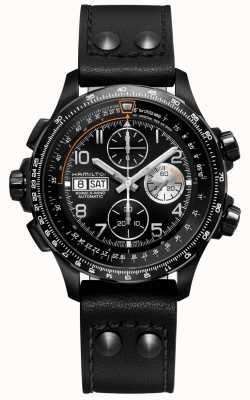 Hamilton | khaki avaiation | x-wind | automatischer Chronometer | H77736733