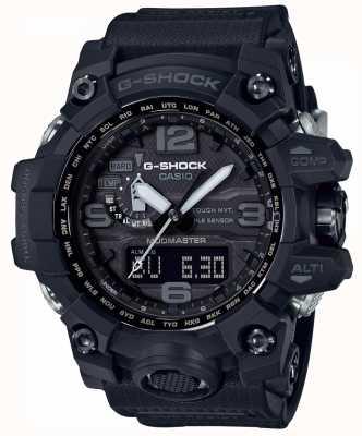 Casio G-Shock Premium Mudmaster Funkgesteuerter schwarzer Gurt GWG-1000-1A1ER
