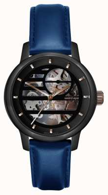 Weird Ape Rosalind schwarzes Roségold / Indiglo-Blau WA02-005801