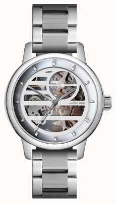 Weird Ape Rosalind weißes Silber / Silberarmband WA02-005833
