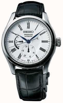 Seiko Presage automatische Emaille Herren Multi Dial Watch SPB045J1