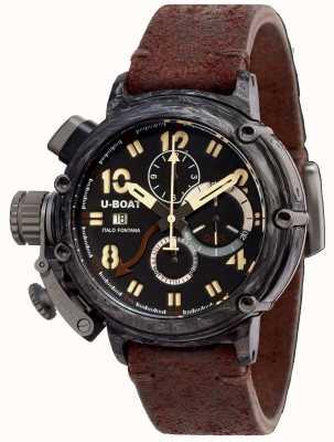 U-Boat Limitierte Edition der Herren Chimäre 48 Carbonio 7177