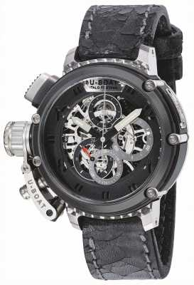 U-Boat Mens chimera 46 skeleton limited edition U8028