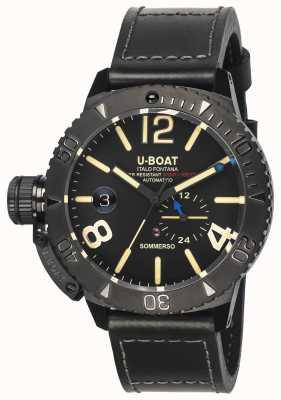 U-Boat Sommerso 46 dlc Automatikuhr 9015