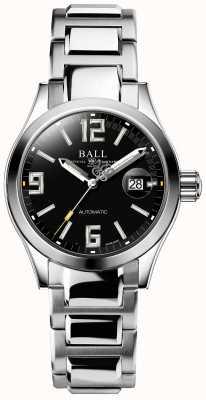 Ball Watch Company Engineer iii Legende automatische schwarze Zifferblatt Datumsanzeige NL1026C-S4A-BKGR