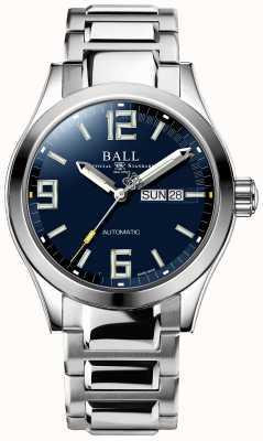 Ball Watch Company Engineer iii Legende automatische blaue Zifferblatt Tag und Datum anzuzeigen NM2028C-S14A-BEGR