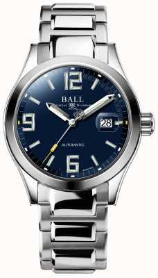 Ball Watch Company Engineer III Legende automatische Datums- und Datumsanzeige mit blauem Zifferblatt NM2126C-S3A-BEGR