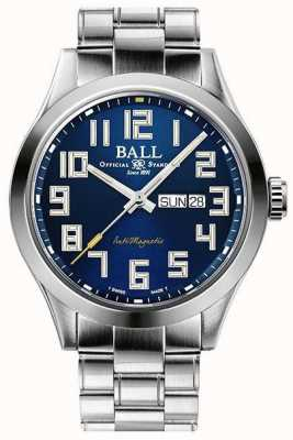 Ball Watch Company Engineer iii Sternenlicht blau Zifferblatt Edelstahl limitierte Auflage NM2182C-S9-BE1