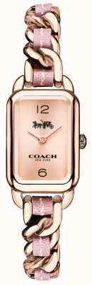 Coach Ludlow Rose Gold und Rosa Armbanduhr für Damen 14502844