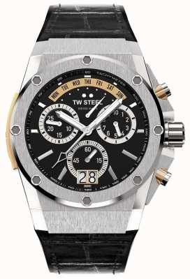 TW Steel Ace Genesis Limited Edition Herren Ass 101 Chronograph schwarz ACE101