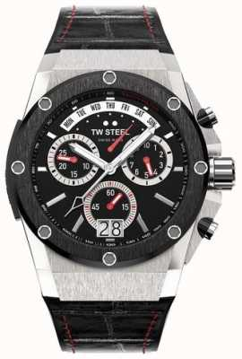 TW Steel Ace Genesis Limited Edition Herren Ass 102 Chronograph schwarz ACE102