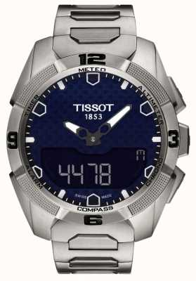 Tissot T-Touch Titan Experten Solar Alarm Chrono T0914204404100
