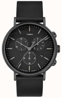 Timex Fairfield kontaktloses Bezahlen TW2T11300UK