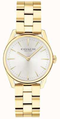 Coach Modernes Luxusgoldarmband für Damen 14503208