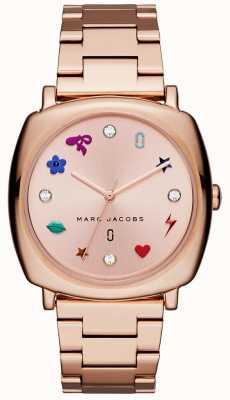 Marc Jacobs Damenmandy Uhr Roségold Ton MJ3550