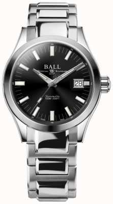 Ball Watch Company Ingenieur m marmoight 40mm schwarzes Zifferblatt NM2032C-S1C-BK