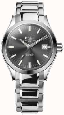 Ball Watch Company Ingenieur m marmoight 40mm graues Zifferblatt NM2032C-S1C-GY
