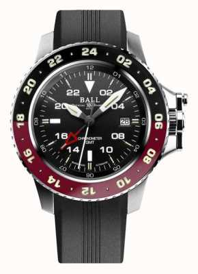 Ball Watch Company Engineer Hydrocarbon Aerogmt II 42mm schwarzes Zifferblatt DG2018C-P3C-BK