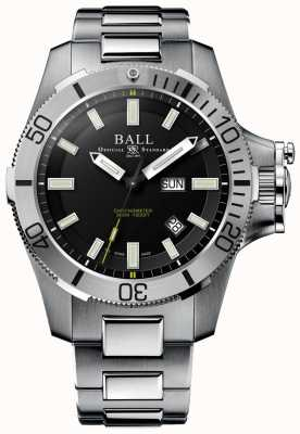 Ball Watch Company Engineer Kohlenwasserstoff 42mm U-Boot Kriegsführung Edelstahl DM2276A-SCJ-BK