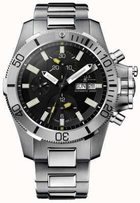 Ball Watch Company Engineer Kohlenwasserstoff 42mm U-Boot Kriegsführung Chronograph DC2276A-SJ-BK
