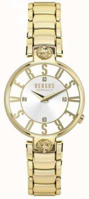 Versus Versace Damen kristenhof gold zifferblatt gold pvd armband SP49060018
