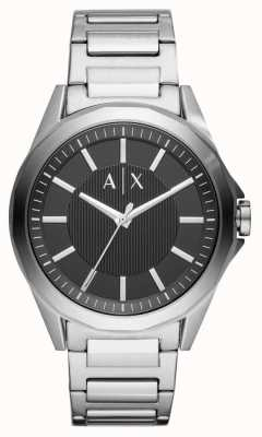 Armani Exchange Herrenuhr aus Edelstahl AX2618