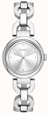 DKNY Damen Eastside Uhr Edelstahl NY2767