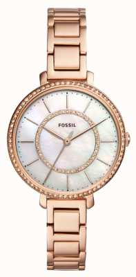 Fossil Jocelyn Roségold ES4452