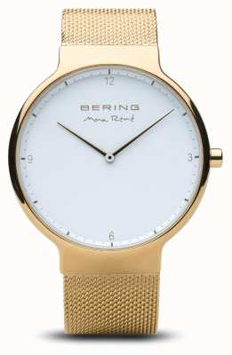 Bering Max René | poliertes Gold 15540-334