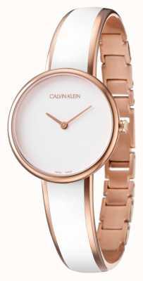 Calvin Klein Verführen Sie die Uhr K4E2N616