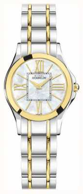 Michel Herbelin Luna Ladies | zweifarbiges Metallband | 17487/BT29